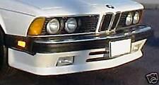 BMW E24 EURO M6 Style Front Spoiler Body kit '76-'89 FRP