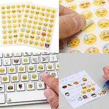 Cute10 Sheets Die Cut Emoji Sticker for Phone Laptop Decor DIY Hot Sell