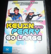 Kevin & And Perry Go Large (Australia Region 4 - R4) DVD - Like New