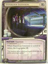Android Netrunner - #027 Hyperloop Extension - Reign and Reverie
