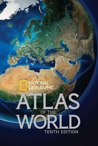 National Geographic Atlas of the World, Tenth Edition National Geographic LikeNe