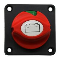 Battery Disconnect Cut On/Off Rotary Switch 12V Boat Rv Atv Marine Boat Swi A3W9