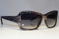 GIVENCHY Womens Designer Sunglasses Black Square SGV 687 02AB 21039