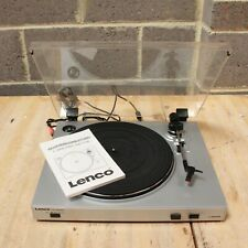 Lenco L-3866 Turntable Vinyl Record Player with USB Computer Connection - 250