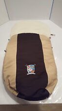 4 Seasons Brand Brown Removable Newborn Infant Baby Carrier Car Seat Stroller