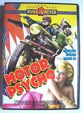 MOTOR PSYCHO - RUSS MEYER - DVD D' OCCASION EN TRES BON ETAT -