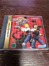 Virtua Cop Sega Saturn Japan