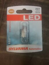 SYLVANIA 2827  Amber LED Automotive Bulb - also fits 168 & 194