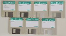Word Perfect 6 ~ 3.5 Inch ~ 12 Floppy Diskettes