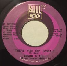 EDWIN STARR There You Go 45 Soul