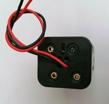 AA Battery Holder, 4 x AA with 12cm wire tails. . (2 x 2) . . NEW