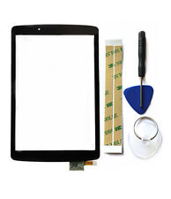 Replacement Touch Screen Digitizer For LG G Pad 8.0 V480 V490 Tablet +Free Tool