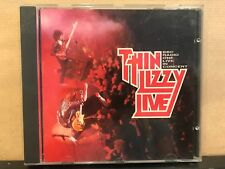 THIN LIZZY, BBC radio 1 Live in concert, 1983-1992, Rock CD, very good condition