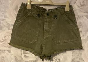 Girls Age 14 (13-14 Years ) New Look Denim Shorts