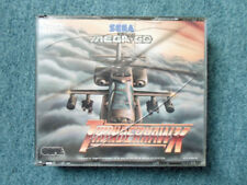 Sega Megadrive Mega-CD THUNDERHAWK Core Design Video Game