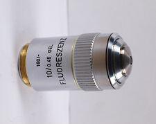 Leitz 10x /0.45 Oel FLUORESZENZ 160 TL Oil Microscope Objective