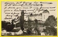 cpa Ecrite en 1918 CHALAIS (Charente) Le CHÂTEAU Castle Schloss Yves Lecoq