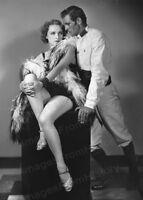 8x10 Print Gary Cooper Marlene Dietrich Morroco 1930 #MDGC