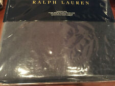 Set of 2 Ralph Lauren CORSO CAMPANIA Blue Velvet EURO Pillow Shams--NWT