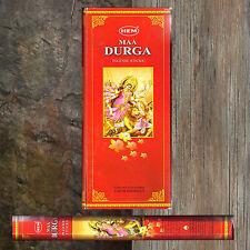 Encens MAA DURGA  20 longs bâtonnets. (Pouvoir) Encens Indien