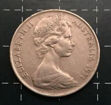 1971 AUSTRALIAN 10 CENT COIN