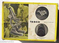Jaymar Microscope Set 1970s Kids 900 Junior Vintage Childrens Working In Box