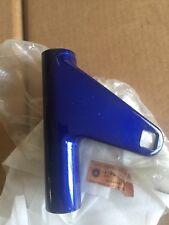 Yamaha 371-23121-61-f8-93 Upper Cover Xs500 Xs 500 1973 1974 1975 Bird Blue fork