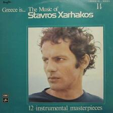 Stavros Xarhakos(Vinyl LP)Greece Is...The Music Of-EMI Columbia-2J 054-70277-Gre