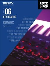 Trinity College: Rock & Pop 2018 Keyboard Grade 6