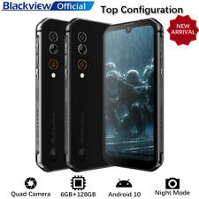 Blackview BV9900E Rugged Cell Phone Android 10 Octa-core 6GB+128GB 48MP Phone 4G