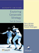 Exploring Corporate Strategy: Text and Cases, Acceptable, Whittington, Richard,