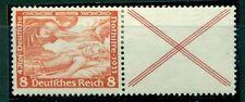 Briefmarken-Zusammendrucke aus dem deutschen Reich mit Bauwerks-Motiv