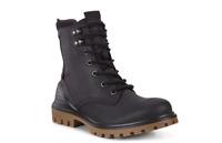 Ecco TREDTRAY W Stiefelette Boots Stiefel Damen Schnürstiefel Schuhe Leder black