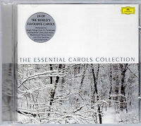 CD - Essential Carols Collection - Mary's Boy Child, Silent Night,1st Noel (1e)