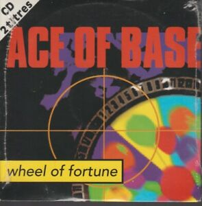 Ace Of Base Wheels Of Fortune Cd Single France Card Sleeve Neuf New Neu