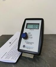 UHS2 AC Milligauss EMF Meter Alpha Labs With Hard Carry Case