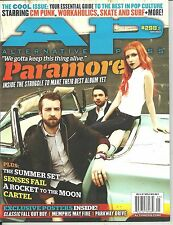 AP Alternative Press 298.2 May 2013 Paramore Hayley Williams Fall Out Boy L@@K !