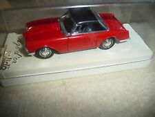 VINTAGE TOY CAR FACEL VEGA FRANCE HARD TOP AGE D'OR SOLIDO 1960'S