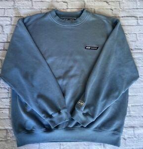 Reebok Vintage Sweatshirt 1990's Blue Extra Large