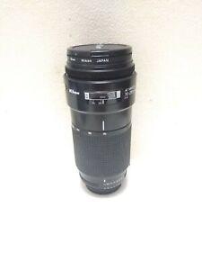 Nikon AF Nikkor 70-210mm f1:4 Zoom Lens