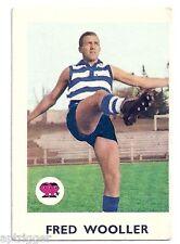 1965 Scanlens (23) Fred WOOLLER Geelong ****