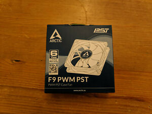 Arctic Cooling F9 PWM PST 92mm Case Fan 150-1800 RPM black