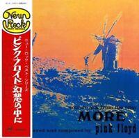 Pink Floyd - More [New CD] Japanese Mini-Lp Sleeve, Rmst, Japan - Import