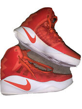 nike hyperdunk x zoom Orange and red size 9