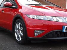 Honda Civic Foglight covers/protectors LIGHT TINT SPECIAL PRICE!
