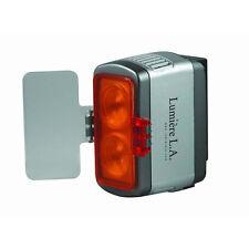 Lumiere L.A. L60301 TWIN LED 5500K Portable White Daylight Video Light Kit