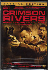 CRIMSON RIVERS-ANGELS OF THE APOCALYPSE-Murder victim has same DNA as Christ-DVD