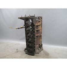 1985-1988 BMW M30 3.5L 6-Cylinder OEM Engine Cylinder Block 208K