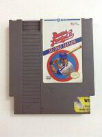 Bases Loaded II Nintendo NES Game Cartridge (1990)