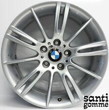 """1 CERCHIO IN LEGA 8 x 18 """" BMW SERIE 3 E90 ORIGINALE USATO 36118036933 8036933"""